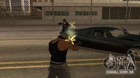 Cheetah Mod v1.1 para GTA San Andreas sexta tela