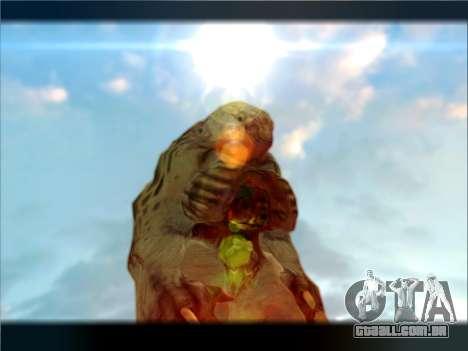 Berzerker from DOOM 3 para GTA San Andreas segunda tela