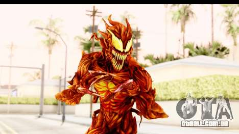 Marvel: Ultimate Alliance 2 - Ultimate Carnage para GTA San Andreas