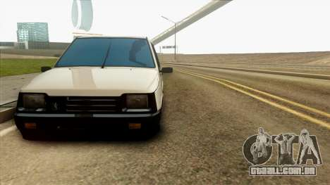 VAZ 1111 para GTA San Andreas esquerda vista