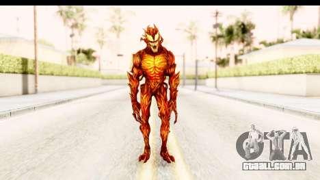 Marvel: Ultimate Alliance 2 - Ultimate Carnage para GTA San Andreas segunda tela