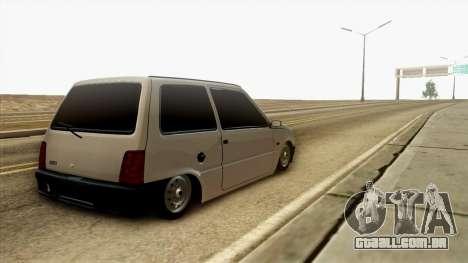 VAZ 1111 para GTA San Andreas vista direita