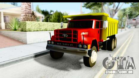 Desoto AS 950 para GTA San Andreas