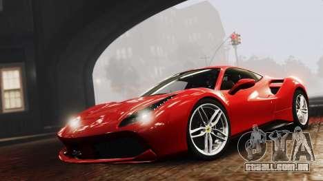 Ferrari 488 GTB 2016 para GTA 4