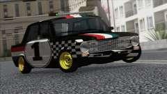 VAZ 2101 é um Carro de Corrida