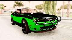 Dodge Challenger F&F 7