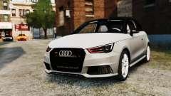 Audi S1 Quattro 2015