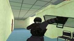 Pele SWAT GTA 5 (PS3)