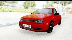 Volkswagen Golf Mk4 Pickup