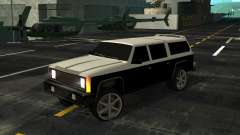 FBI Rancher Tuning para GTA San Andreas