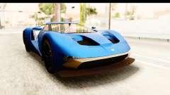 GTA 5 Vapid FMJ SA Style