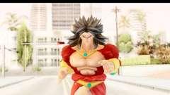 Dragon Ball Xenoverse Broly SSJ4 para GTA San Andreas