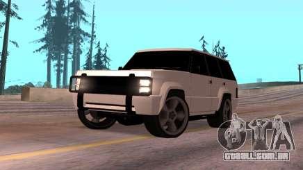 Huntley Rover para GTA San Andreas
