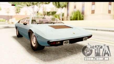 Lamborghini Uracco P300 39 para GTA San Andreas