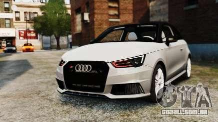 Audi S1 Quattro 2015 para GTA 4