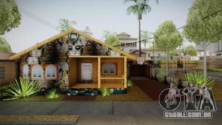 Big Smoke New Home para GTA San Andreas