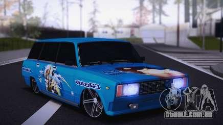 VAZ 2104 Anime para GTA San Andreas
