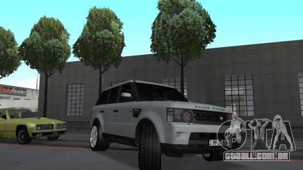 Range Rover Armenian para GTA San Andreas