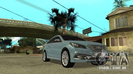Hyundai Sonata Armenian para GTA San Andreas