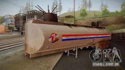 Mack R600 v2 Trailer para GTA San Andreas