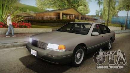 Willard Elegant SA Style para GTA San Andreas