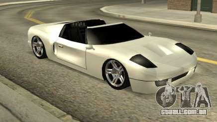Bullet Spyder para GTA San Andreas