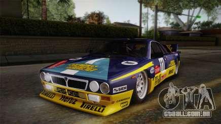 Lancia Rally 037 Stradale (SE037) 1982 HQLM PJ1 para GTA San Andreas