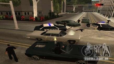 Cheetah Mod v1.1 para GTA San Andreas