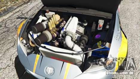 GTA 5 Mazda MX-5 (ND) RADBUL Mango [replace] vista lateral direita