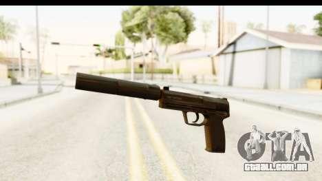 CS:GO - USP Silenced para GTA San Andreas