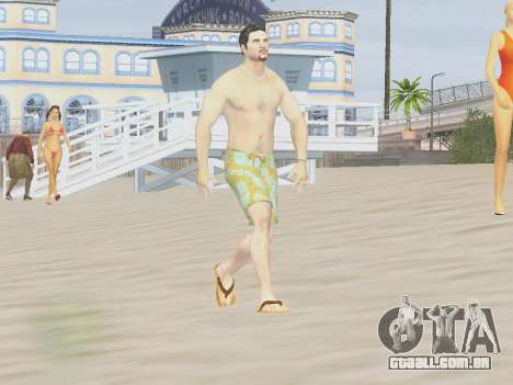 New Wmybe para GTA San Andreas terceira tela