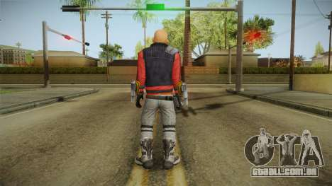 Will Smith - Deadshot v2 para GTA San Andreas terceira tela