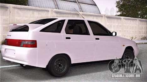 Lada 2112 Escoamento para GTA San Andreas