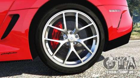 Ferrari 599 GTO [replace] para GTA 5