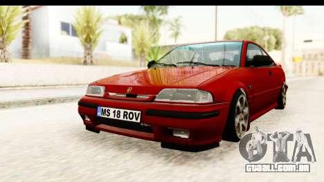 Rover 220 Kent 2 para GTA San Andreas