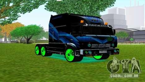 KamAZ 54112 RIAT para GTA San Andreas