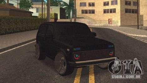 Lada Niva para GTA San Andreas