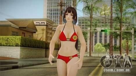 Naotora Li Macchiato Lace Bikini Original para GTA San Andreas