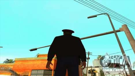 Principais interior para GTA San Andreas por diante tela