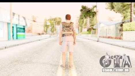 GTA 5 Random Skin 5 para GTA San Andreas terceira tela
