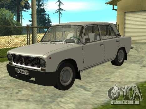 VAZ 21013 124RUS para GTA San Andreas