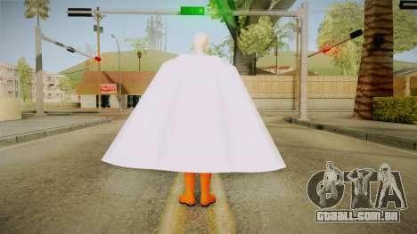 Saitama v2 para GTA San Andreas terceira tela