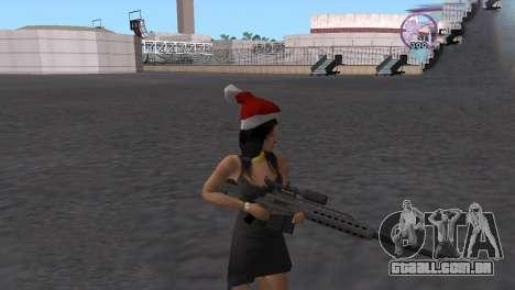 Heavysniper rifle para GTA San Andreas oitavo tela