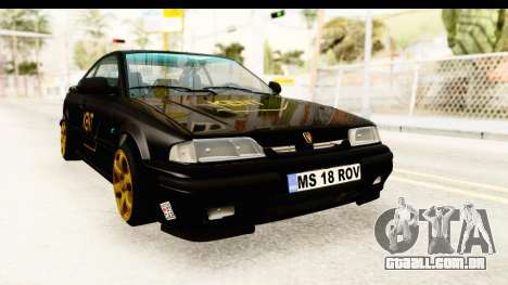 Rover 220 Kent Edition para GTA San Andreas vista direita
