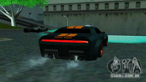 DODGE CHALLENGER SRT8 POWER para GTA San Andreas