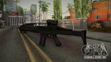 XM8 para GTA San Andreas terceira tela