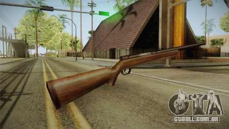 Silent Hill 2 - Rifle para GTA San Andreas segunda tela