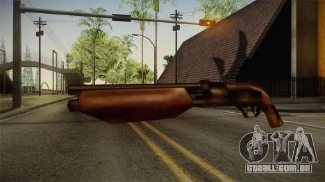 Silent Hill 2 - Sawnoff para GTA San Andreas segunda tela