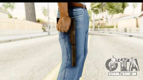 CS:GO - USP Silenced para GTA San Andreas terceira tela