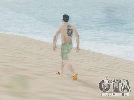 New Wmybe para GTA San Andreas por diante tela
